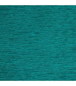 Креп-бумага бирюзовая 50Х200см