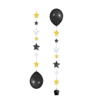 Підвіска до кульки Зірочки