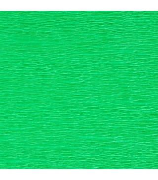 Креп-бумага зеленая 50х200см