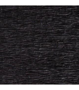 Креп-бумага черная 50х200см