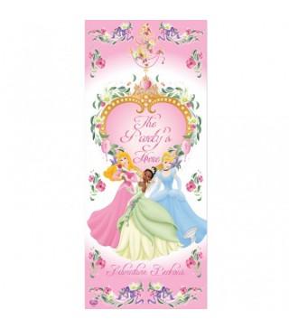 Декорація на двері Princess