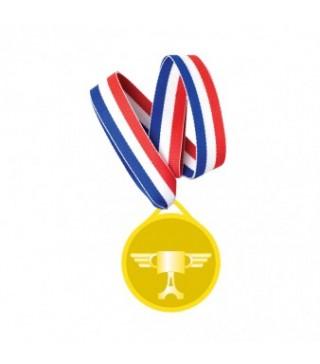 Золоті медалі Тачки 6шт/уп