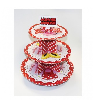 Підставка для кексів Мінні Маус