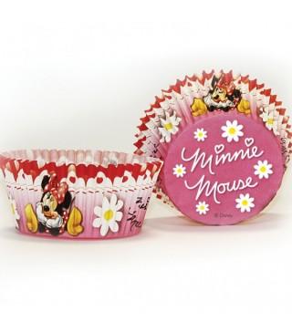 Формочки для кексів Мінні Маус