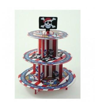Підставка для кексів Пірат