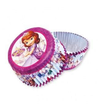 Форми для випічки мафінів Принцеса Софія