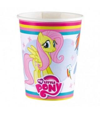 Стаканчики My Little Pony 8шт/уп