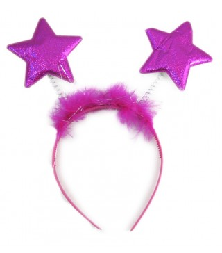 Антенки Зірочки фіолетові