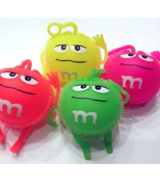 Іграшка миготлива Йо-йо M&M's 1 шт
