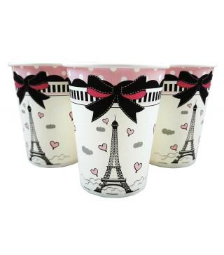 Стаканчики Париж