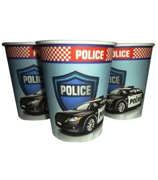 Стаканчики Поліція
