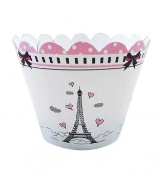 Формочки для мафінів Париж