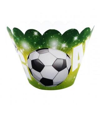 Формочки для мафінів Футбол