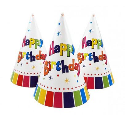 Шапочка ковпачок Happy birthday