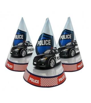 Шапочка ковпачок Поліція