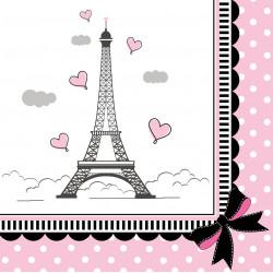 Серветки Париж