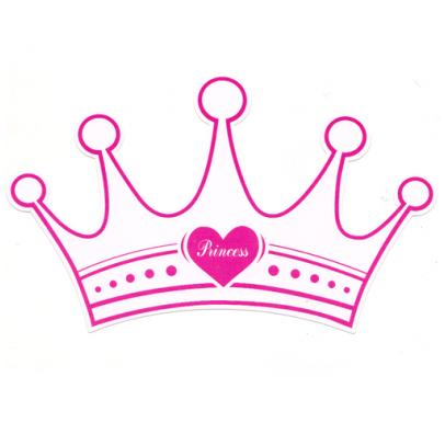 Пригласительные Princess 6шт/уп