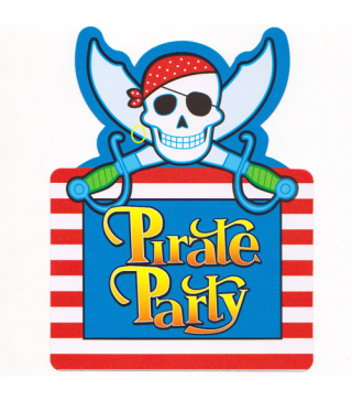 Запрошення Пірат