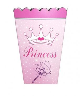 Коробка для попкорну Princess