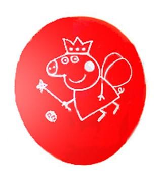 Набір кульок Свинка Пеппа 5 шт/уп