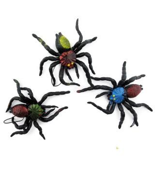 Ґумовий павук 10 см