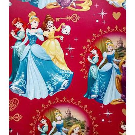 Папір подарунковий Disney Принцеси