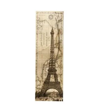 Пакет подарунковий на вино Париж
