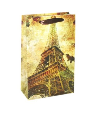 Пакет подарунковий Ейфелева вежа