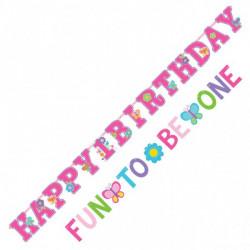 Гірлянда 1-st Birthday Fun...