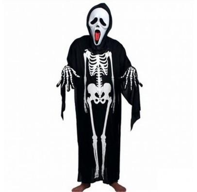 Костюм Плащ скелета