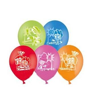 Набір кульок Фіксики 5шт/уп