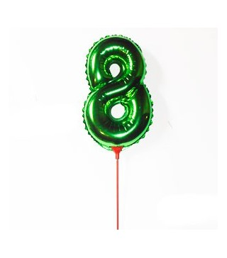 Кулька Цифра 8 (35 см)