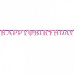 Гірлянда Happy Birthday...