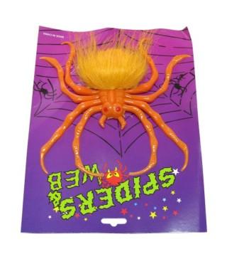 Павук з присоскою помаранчевий