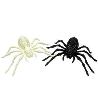 Павук чорний білий (мигає)