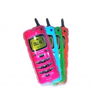 Шарик фольгированный мини Телефон
