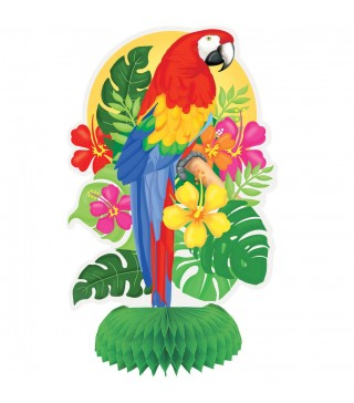 Декорация на стол Попугай
