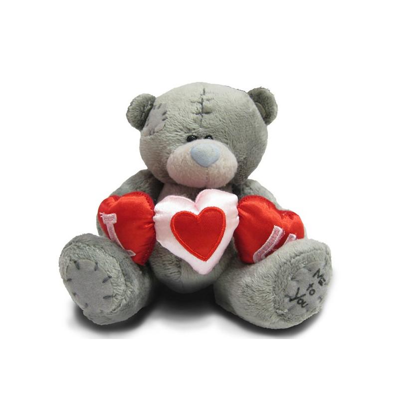Мишка Тедди сердце
