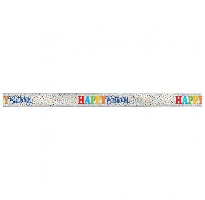 Банер Happy Birthday