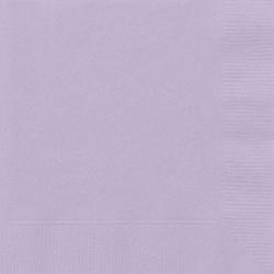 Серветки фіолетові