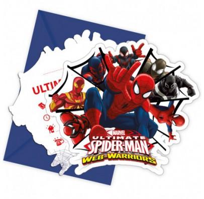 Запрошення Спайдермен