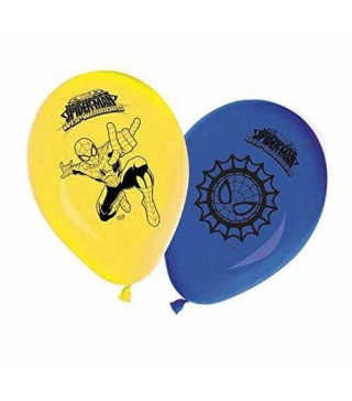 Кульки Спайдермен