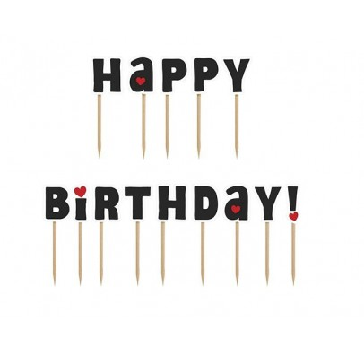 Піки Happy Birthday