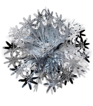 Декоративна прикраса Сніжинка