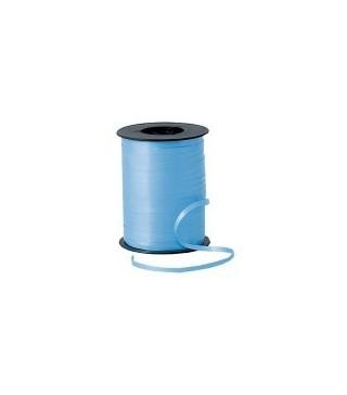 Стрічка для повітряних кульок блакитна