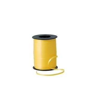 Стрічка для повітряних кульок жовта