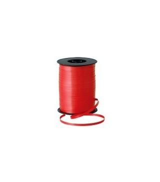 Стрічка для повітряних кульок червона