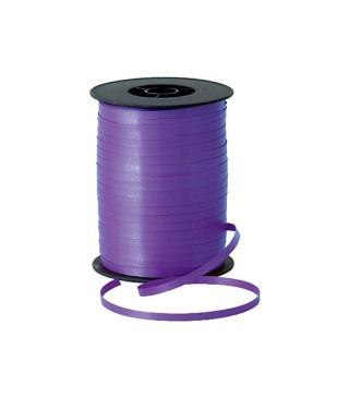 Лента для воздушных шаров фиолетовая 1шт