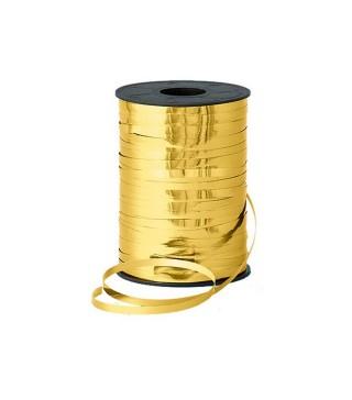 Стрічка для повітряних кульок золота