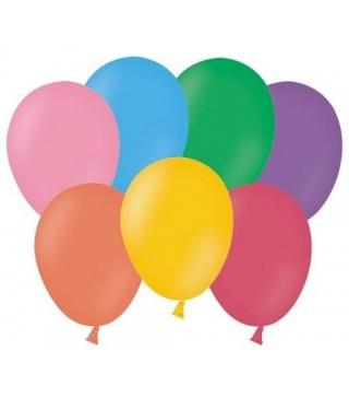 Набір кульок Пастель асорті 25 шт/уп